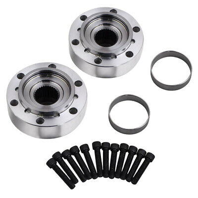 Freewheeling Hub Kit for Nissan Patrol Y60 Y61 GQ and GU Heavy Duty AVM 445HP