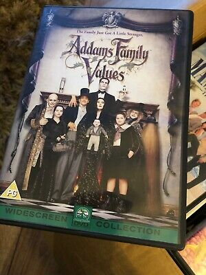 Addams Family Values [1993] [DVD] - DVD