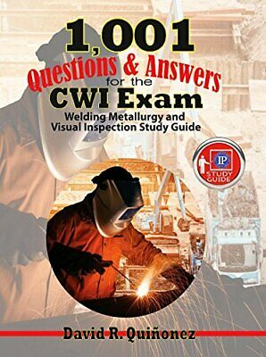1001 Questions and Answers for the CWI Exam  by David Ramon Quinonez