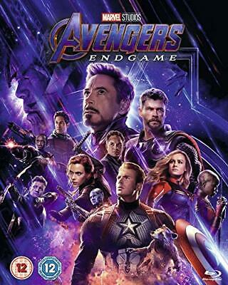 Marvel Studios Avengers: Endgame [Blu-ray] [2019] [Region Free] - DVD  4JLN The