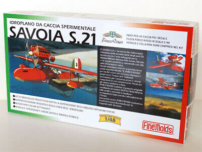 Fine Molds FG3 SAVOIA S.21 F LATE STYLE japan import