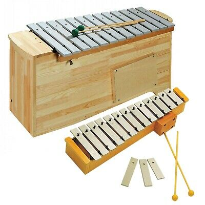Set of 10 Percussion Plus PP098 Short Metallophone and Xylophone Note Pegs