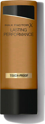 Max Factor Lasting Performance Foundation 120 Tawny Touch Proof