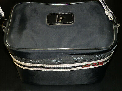 """Original SASSON """"Travel Totes and Luggage"""" Tote hand bag carry-on, lunch, black"""