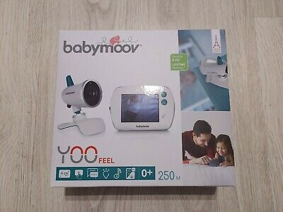 [PRECINTADO] Vigilabebés Babymoov Yoo Feel Video Baby Monitor