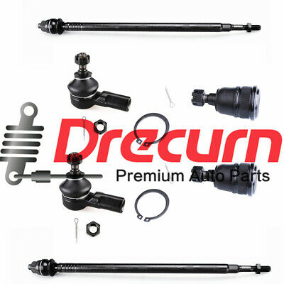 New 6pc Inner /& Outer Tie Rod End Links Lower Ball Joints for Sebring Coupe