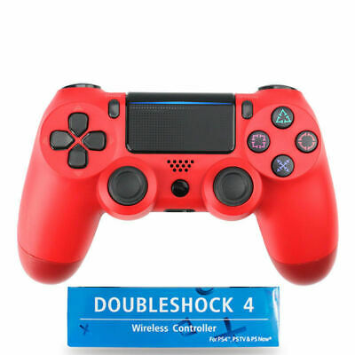 Brand New Wireless Controller For SONY Dualshock 4 PlayStation 4 PS4 Pro *RED*