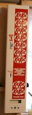 KitKat Kit Kat Retro Vending Machine Vintage Chocolate Wall Type - ideal gift!