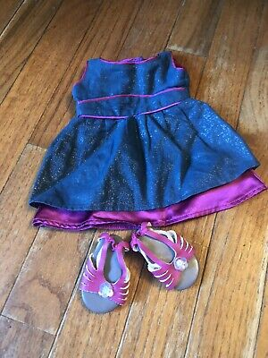American Girl McKenna Fancy Dress Outfit Dress Shoes