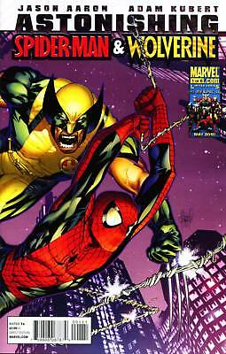 Astonishing Spider-Man/Wolverine #1 Fumetto - Marvel