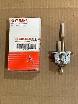 NEW - Yamaha Genuine, Fuel Cock Assembly, P/N 2HR-24500-02