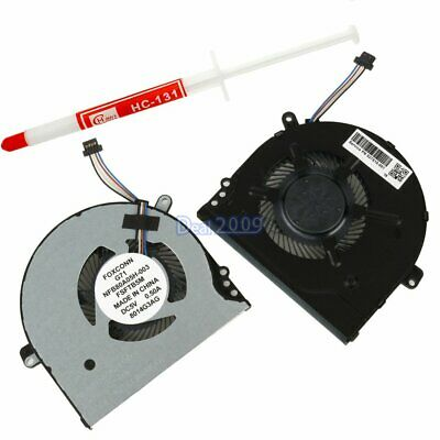 New For HP 15-cc100 15-cc500 15-CC600 15-CC700 927918-001 CPU FAN with grease