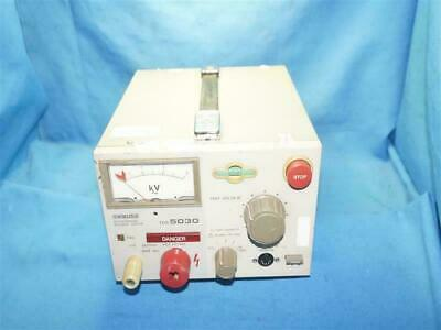 Kikusui TOS5030 Withstanding Voltage Tester 3kV