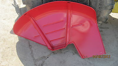 Ford Dexta tractor fender, left or right fender  2143 will fit