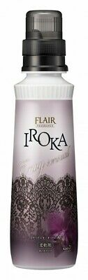 Kao Japan FLAIR FRAGRANCE IROKA Fabric Softener Envy Sensual 570ml