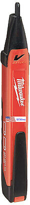 Milwaukee Non-Contact Voltage Tester Pen Ac Power Electric Volt Detector Led New
