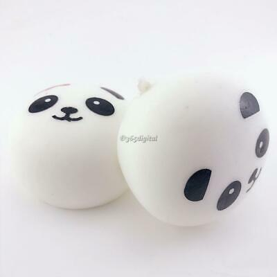 Soft Panda Animal Slow Rising Cream Scented Squeeze Toys Stress Relief 35DI 05