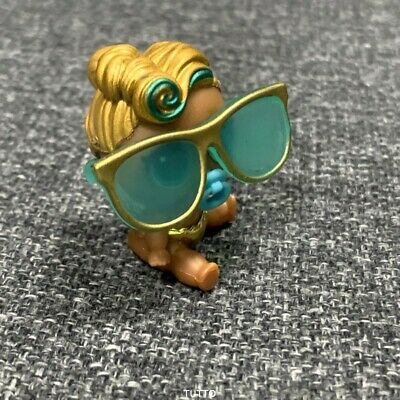 Original Lol Surprise Doll Lil Luxe 24K Gold With Glasses Color Changer Hot Gift