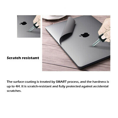 For MacBook Pro 16 Inch Waterproof Decal Sticker Laptop Body Protective Film //