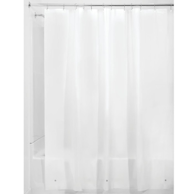 Bamyko Shower Curtain Liner PEVA Shower Curtain Mold//Mildew Resistant Non Toxic Eco-Friendly Waterproof No Chemical Odor Shower Liner 180 x 180cm Clear
