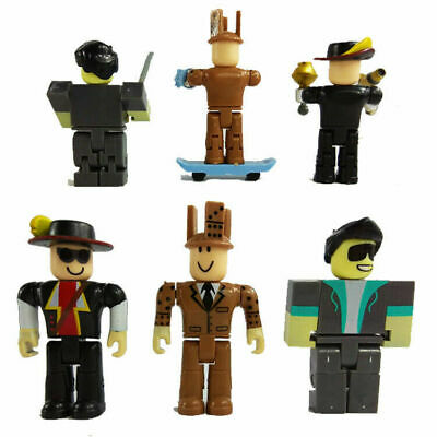 For Roblox Figures 12PCS/Set PVC Game Roblox Toy Mini Kids Gift B0X6L