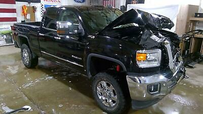 2016 GMC Sierra 2500 ABS Pump/Module Assembly (4 Wheel ABS)