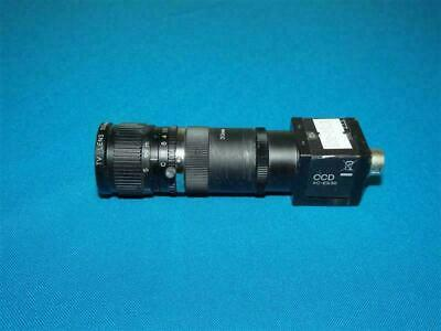Sony XC-ES30CE XCES30CE CCD Camera w/ 50mm Lens, 30mm
