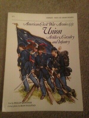 Osprey Men-at-Arms - American Civil War Armies (2) Union Troops