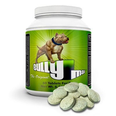 Bully Max Muscle Builder 60 Days