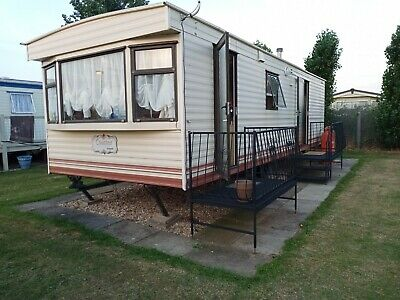 Static Caravan Hire Golden Palm Chapel St Leonards Resort Skegness Mablethorpe