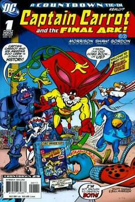 Captain Carrot and the Final Ark #1 in NM minus condition. DC comics [*3h]