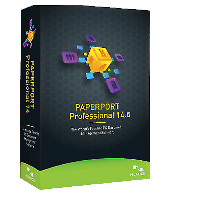 ✅Nuance Paperport Professional 14.5✅ Lifetime License Key 🔑[Fast Delivery🚚]