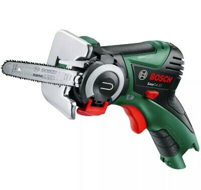 Bosch DIY EasyCut 12v Cordless Mini (small)Chainsaw bare unit NO Battery/Charger