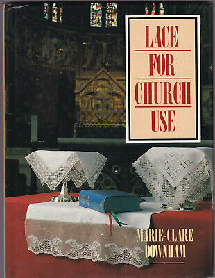 Lace Not Just  For Church Use Book Bookmarks Edgings