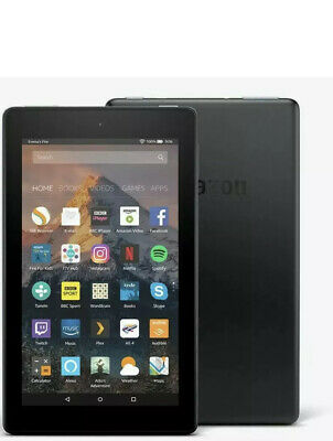 """New Amazon Kindle Fire 7"""" Tablet 16GB with Alexa (9th Gen) Latest 2019"""