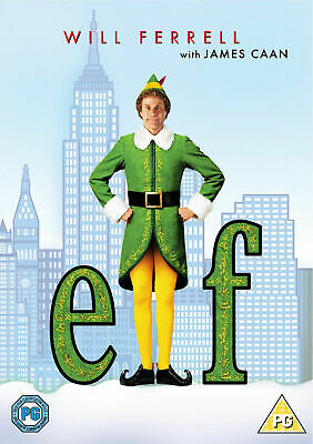 Elf  DVD ALBUM 2018  Will Ferrell,
