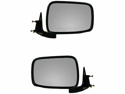 1985 86-93 MAZDA B-SERIES B1600 B1800 B2000 B2200 B2600 PICKUP DOOR MIRRORS PAIR
