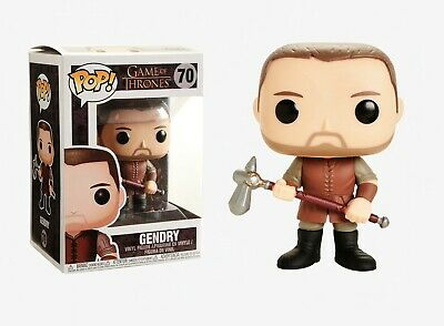 Funko Pop Game of Thrones™: Gendry Vinyl Figure #34620