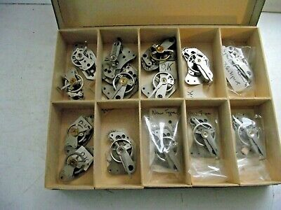 Carriage Clock Escapement Platform Movement 14 Collection All Good Balance