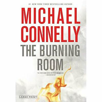 The Burning Room (Harry Bosch) - Hardcover NEW Connelly, Micha 01/11/2014