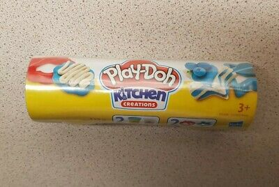 Play Doh Kitchen Creations - 2 pots of play doh & 2 cutters - BRAND NEW & SEALED