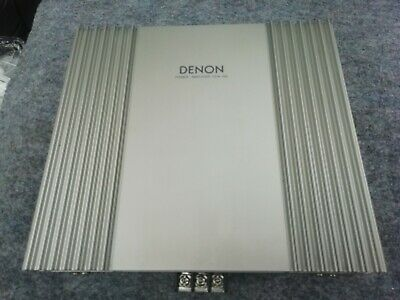 Denon DCA-450 Two Channels Car Amplifier Old School Amp