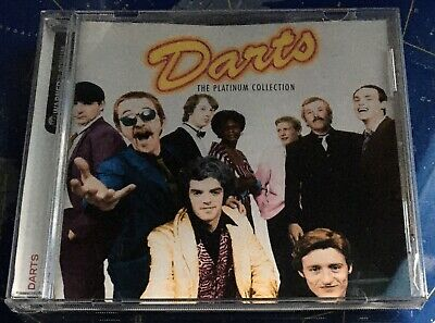 Darts - The Platinum Collection (CD) 19 Track Best Of Greatest Hits Album *RARE*