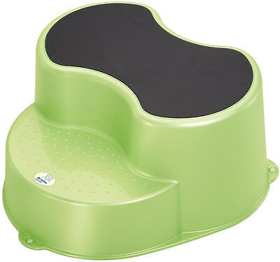 Rotho Top Children Stool Lime Green Pearl New
