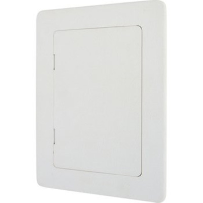 Wallo 5 X 7-Inch Plastic Access Door, Reinforced Hinged Access Panel for Drywall