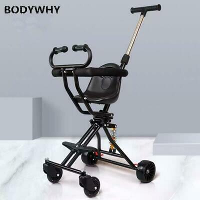 Baby Stroller Portable Foldable Shock Absorbent Breathable Baby Stroller