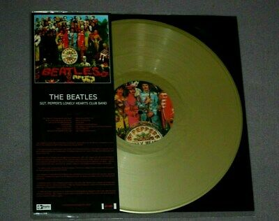 THE BEATLES - SGT PEPPER'S LONELY HEARTS CLUB BAND ( Golden Anniversary Records)