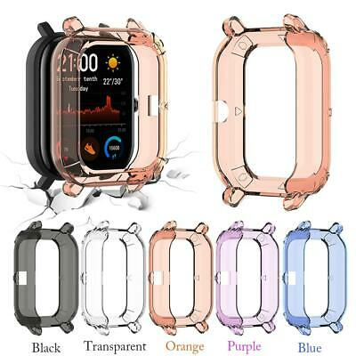 Soft Case Cover Shell TPU Protector For Xiaomi Huami Amazfit GTS Smart Watch