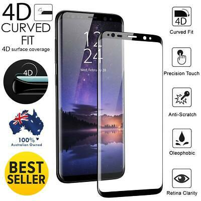 Anti-Scratch Bubble-less Tempered Glass Screen Protector Samsung Galaxy S8 Plus
