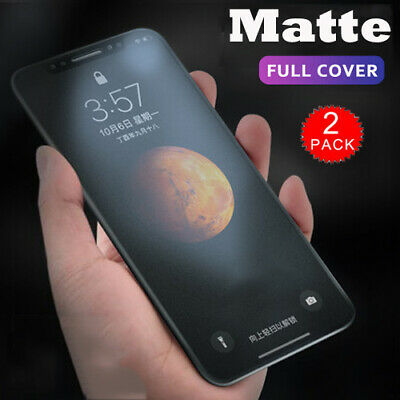 Matte Soft Full Screen Protector For Samsung Galaxy S20 Ultra S10 Note 10 Plus 9